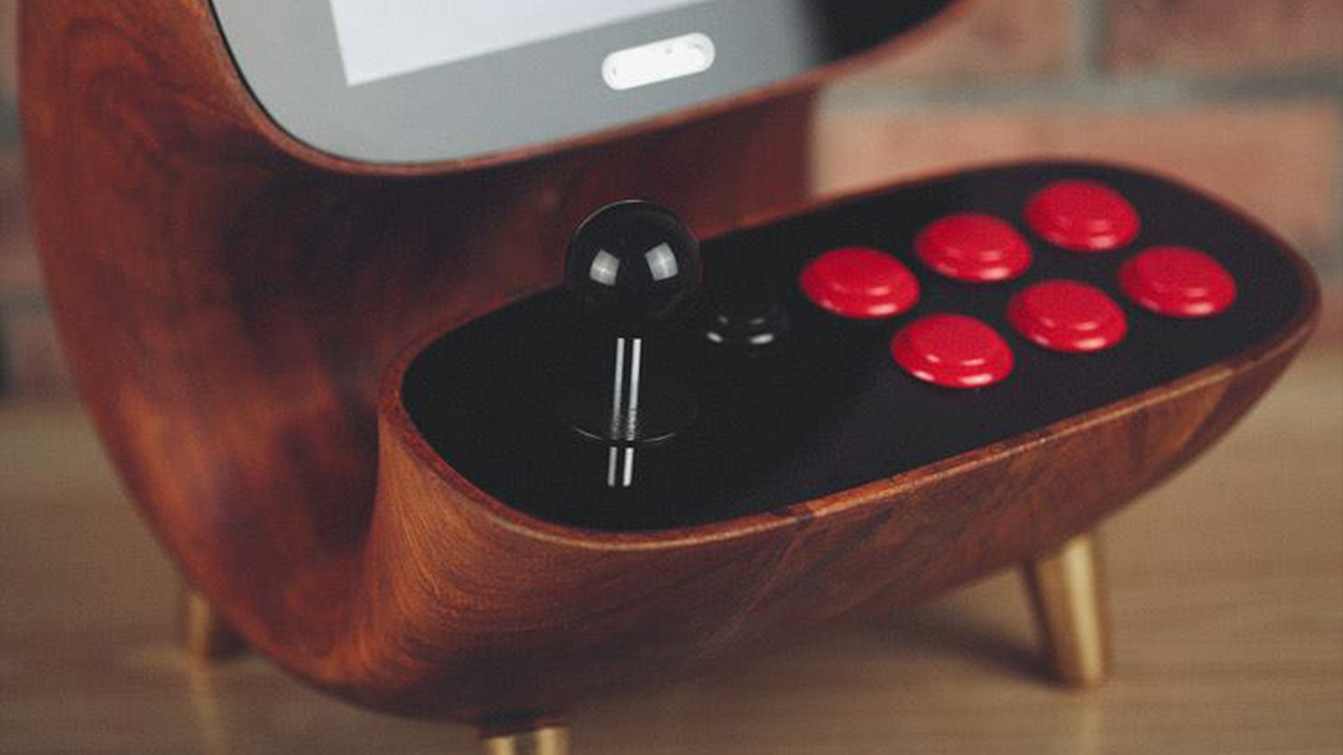Bitdo Drops That MidCentury Design Gaming For Ya The Arcade Hotel - Hotel design games
